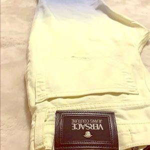 Versace jeans collection they are barely worn